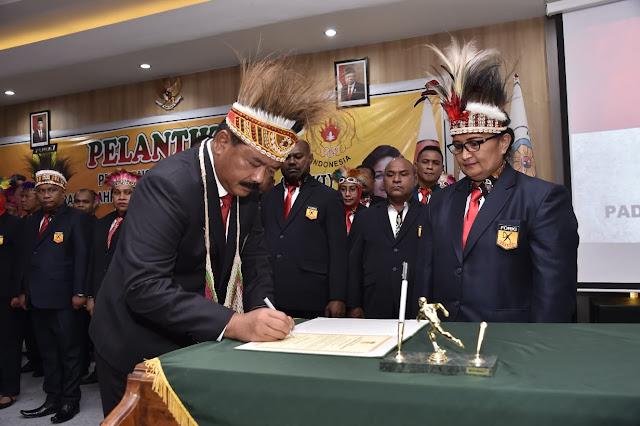 PB FORKI: Papua Banyak Menyumbangkan Atlet Nasional di Berbagai Cabang Olahraga