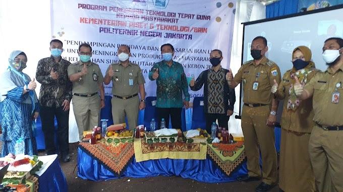 Warga Sukabumi Utara Antusias Ikuti Pelatihan Budidaya Ikan Lele dari PNJ