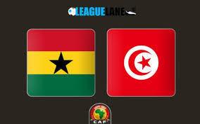 مشاهدة مباراة غانا وتونس بث مباشر 08/07/2019 كأس أمم أفريقيا 2019