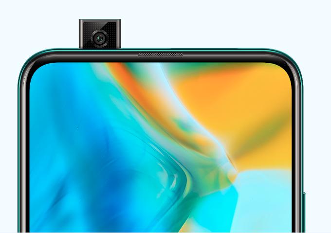 Llega a Ecuador; Huawei Y9 Prime y las selfies no volverán a ser lo mismo
