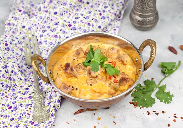 curry z dynia