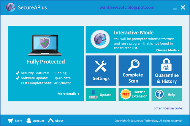 SecureAPlus Premium  giveaway wantnewsoft.blogspot.com.png