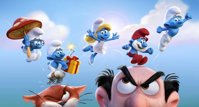 Primeras imágenes de 'Smurfs: The Lost Village', el regreso de 'Los Pitufos'