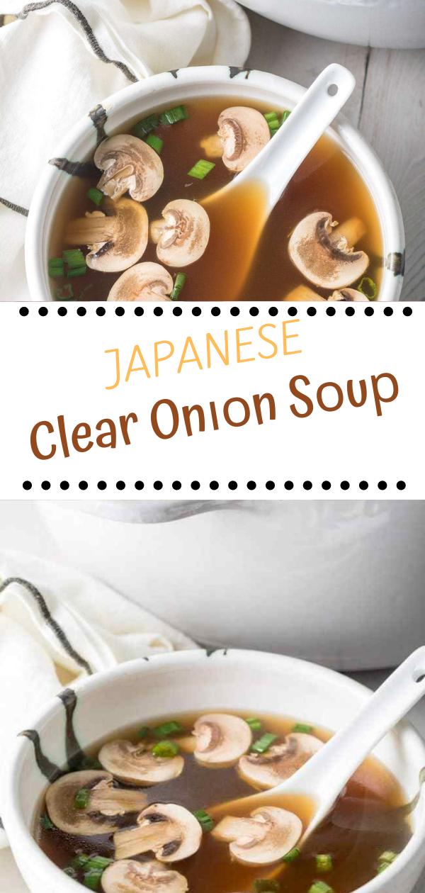 Japanese Clear Onіоn Sоuр