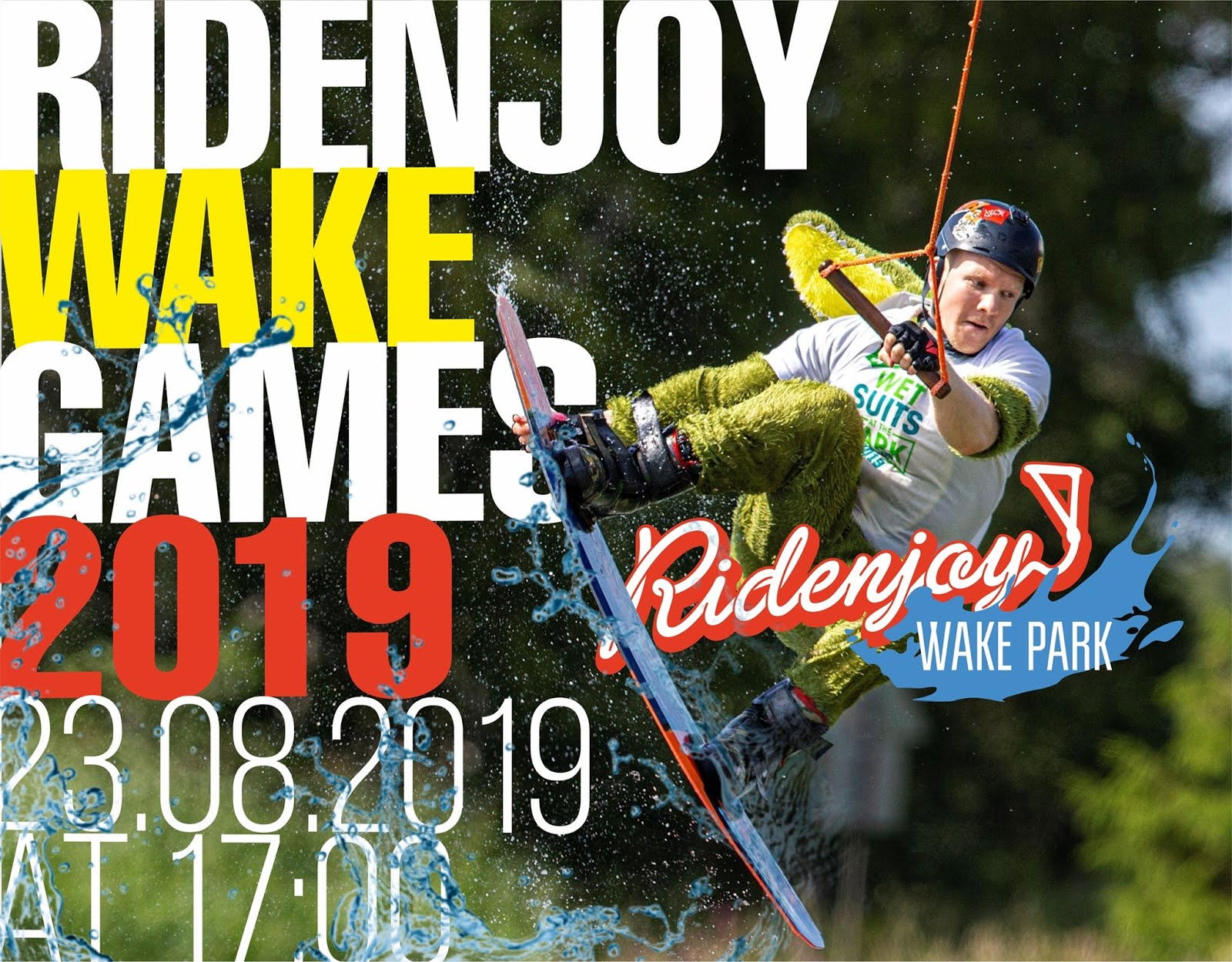 Ridenjoy WAKE GAMES 2019