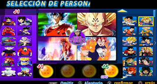 DESCARGA YA HERMOSO ISO DBZ TTT MOD CON MENÚ EDITADO [FOR ANDROID Y PC PPSSPP]+DOWNLOAD