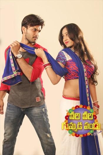 Veeri Veeri Gummadi Pandu 2016 UNCUT Dual Audio Hindi Movie Download
