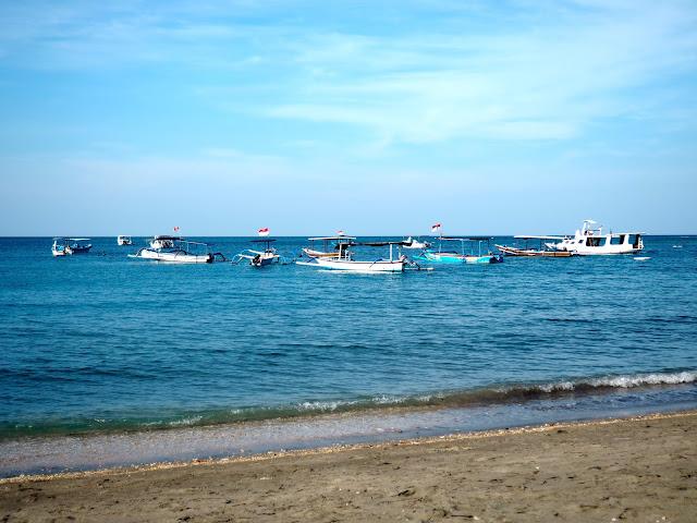 Pemuteran beach, Bali, Indonesia