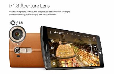 Co nen mua LG G4 so huu camera chuyen nghiep