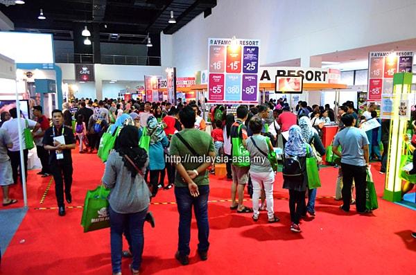 2018 Matta Travel Fair Malaysia