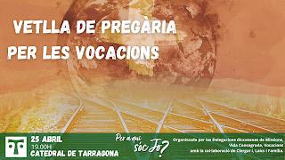 Jornada Mundial de oración por las vocaciones y vocaciones nativas