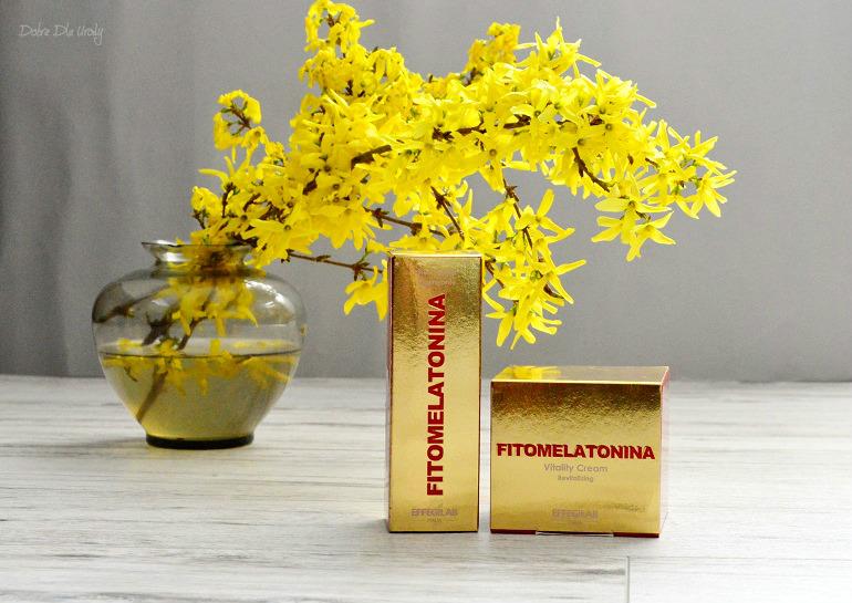 EffegiLab Fitomelatonina Biolift Serum i Vitality Cream - kosmetyki rewitalizujące zmysły i skórę!