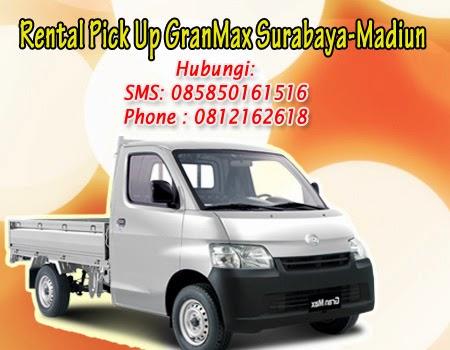 Rental Pick up GrandMax Surabaya-Madiun
