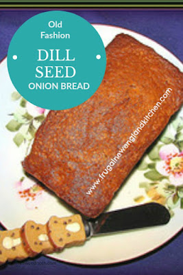Dill Seed Onion Bread Recipe