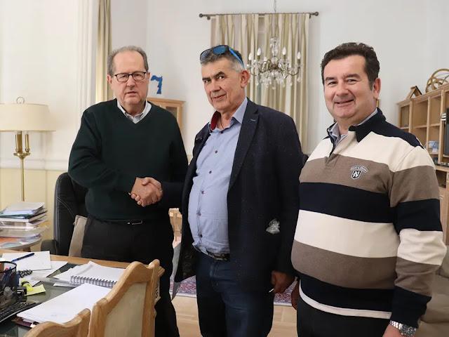 Αργολίδα: Στην Περιφέρεια Πελοποννήσου παραχωρούνται οι αποθήκες του εργοστασίου ΡΕΑ