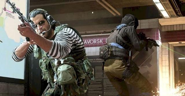 تم تحديث تطبيق Call of Duty بعد أن استخدم اللاعبون الغش