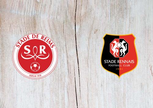 Reims vs Rennes -Highlights 04 April 2021