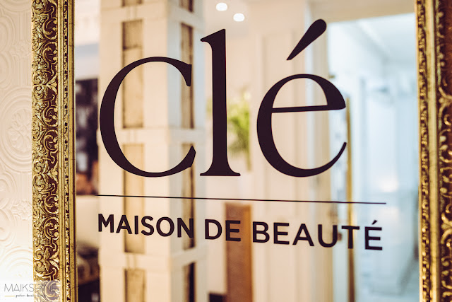 Tratamiento facial en Cle Maison Madrid