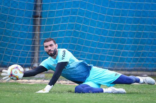 Goleiro destaque do Grêmio