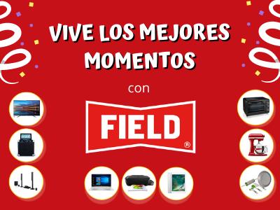 PROMOCIÓN MOMENTOS FIELD