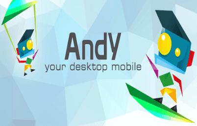 تحميل برنامج تشغيل تطبيقات والعاب الاندرويد على الكمبيوتر Andy Android Emulator