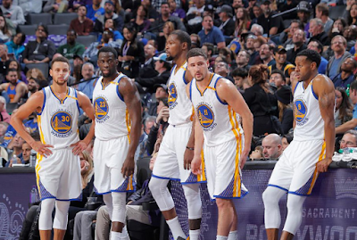 Golden State Warriors Hampton Five