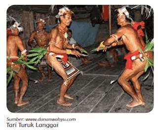 Tari Turuk Langgai www.simplenews.me