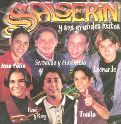 Rostros de miembros de Salserín