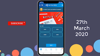My Telenor Play and Win 27-03-2020
