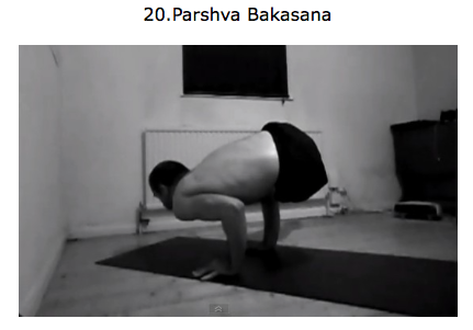 krishnamacharya's mysore yogaat home  introducing