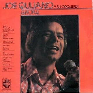AHORA - JOE QUIJANO Y SU ORQUESTA (1975)