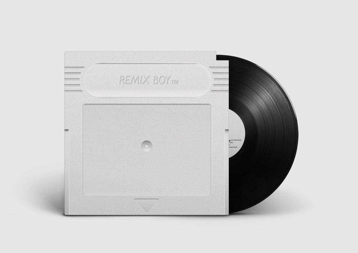 "Neues vom Betty Ford Boy Suff Daddy. Seine Remix EP ""Remix Boy"" im Full EP Stream. Vinyl ist leider schon Sold Out."