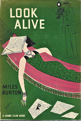 The Reality of Surbiton and Bognor Regis: Look Alive (1949), by Miles Burton