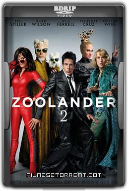 Zoolander 2 Torrent Dublado