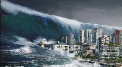 مستقبل قریب میں بڑے پیمانے پر زلزلے اور سونامی کے خطرات' بڑی تباہی کا اندیشہ