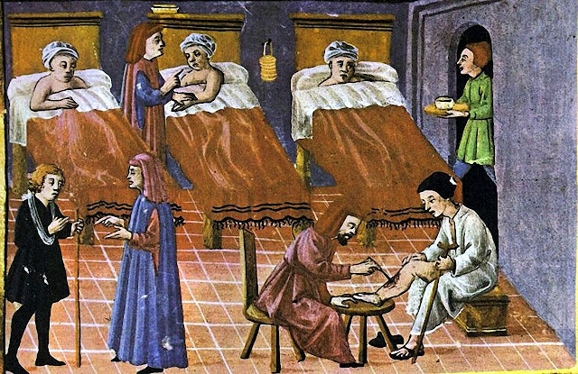 Hospital medieval