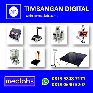 Timbangan Digital Industri Indonesia