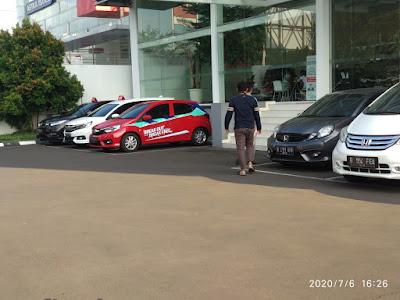 Honda Kali Abang Tengah