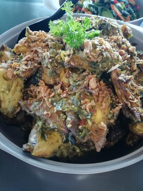 Resep  Ayam Sambal Ijo Khas Padang