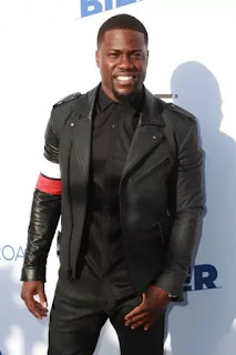 Kevin Hart USA comedian, producer, spokesman, and actor  Instagram earning