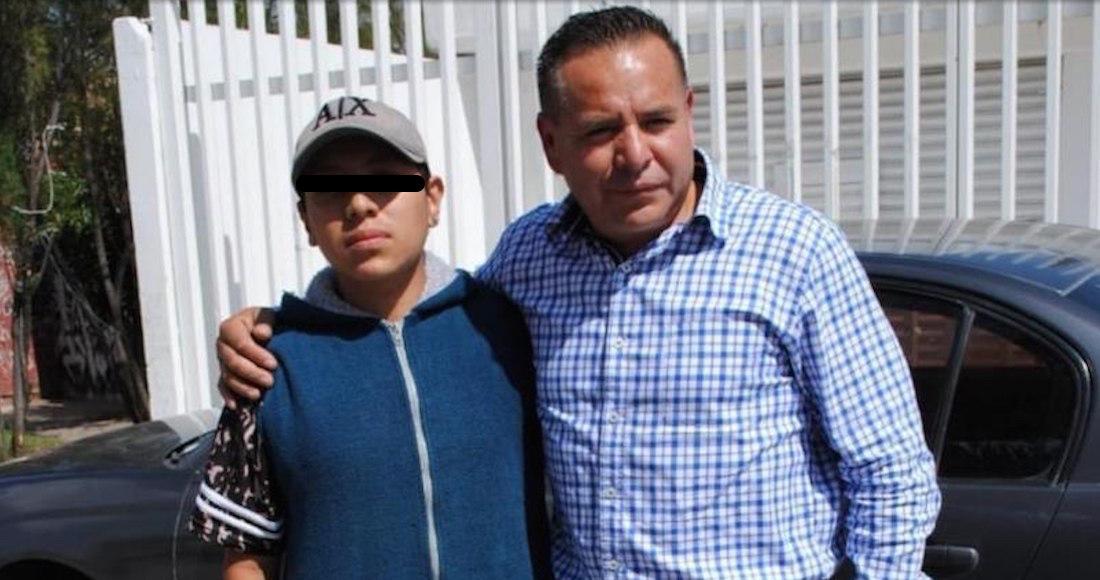 Joven se toma Selfie con alcalde de Valle de Chalco, le pide un aventón y en su camioneta le dispara a quemarropa