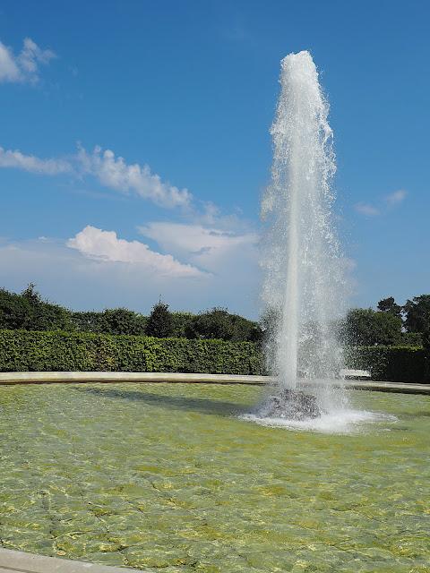 Петергоф, Менарежный фонтан (Peterhof, Menarezhny fountain)