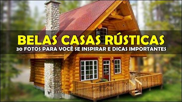 foto casa rustica