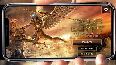 تحميل لعبة مصرية Gods Of Egypt بحجم 200MB فقط HD+