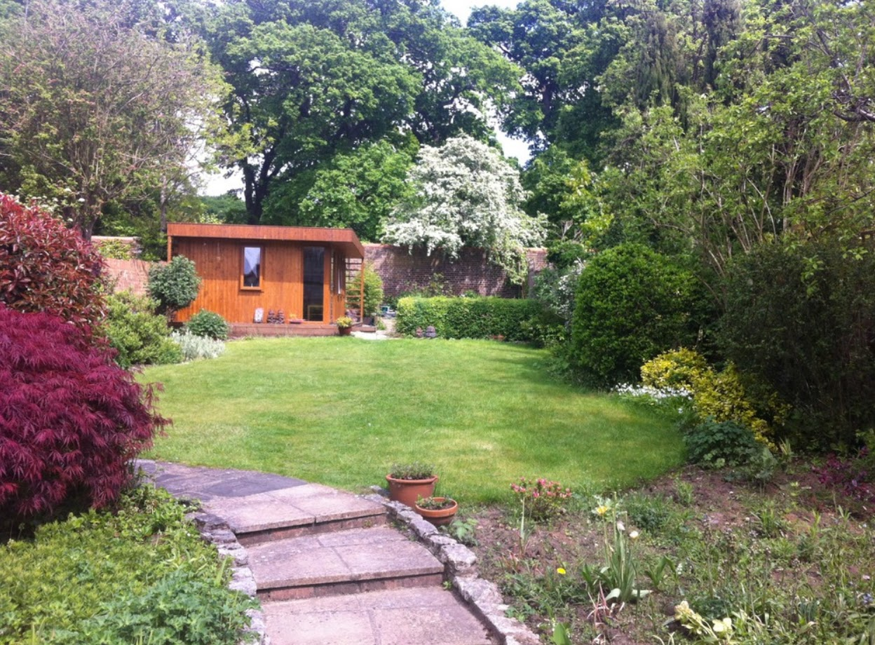 shedworking rent a garden office