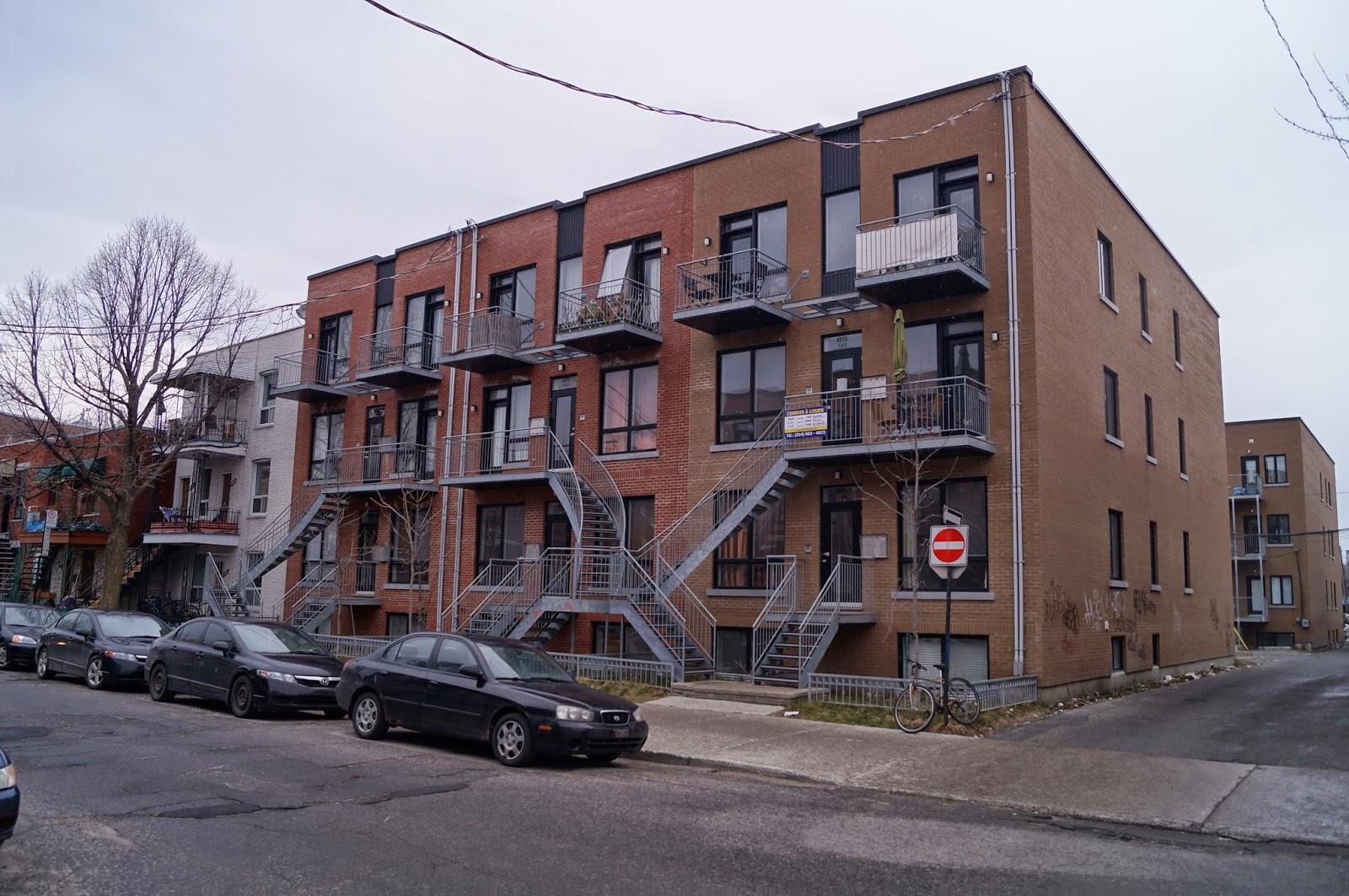 Urban Kchoze Les Escaliers De Montral Vs Towers Of Toronto Math Wallpaper Golden Find Free HD for Desktop [pastnedes.tk]