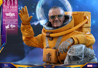 Hot Toys Guardians of the Galaxy Vol. 2 6th scale Stan Lee Collectible Figure