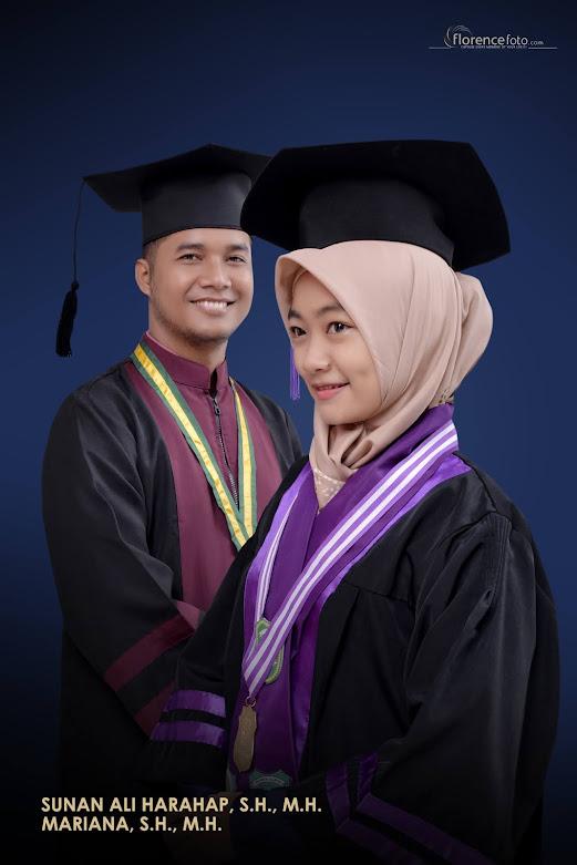 Foto wisuda 2020