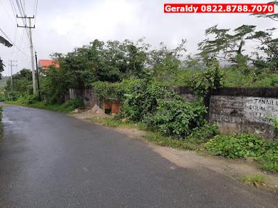 Tanah Kosong Di Jual Di Kota Ambon, Akses Jalan Mudah, Lokasi Strategis, CP 0822.8788.7070