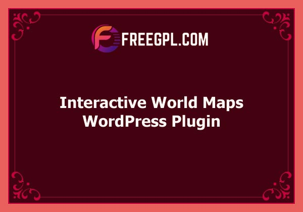 Interactive World Maps Free Download